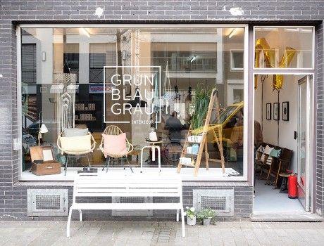Shopping Tipp: GRÜNBLAUGRAU Interieur in Köln