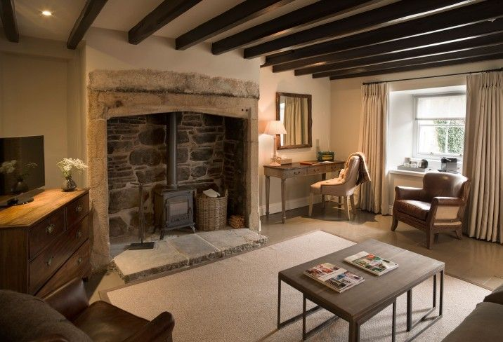 Made up of converted cottages, a 12th-century guesthouse and a former pub, the Lord Crewe Arms offers an idyllic escape on the edge of the Pennines.