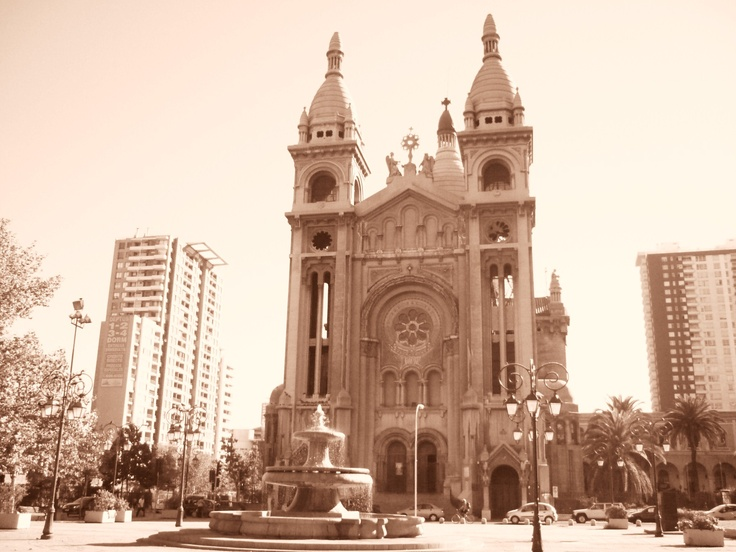 Church in ruins - photo [05-04-12] Sntgo-chile.