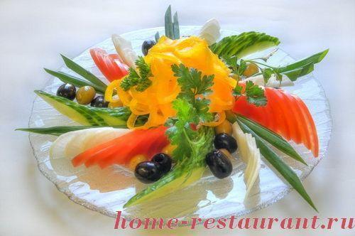Салаты рецепты с фото простые и вкусные их приготовление