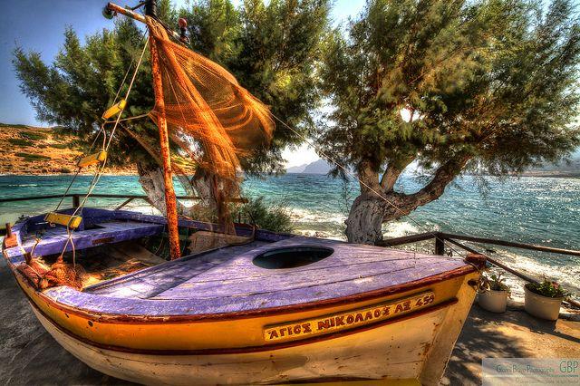 Crete - Mochlos village | Flickr - Photo Sharing!