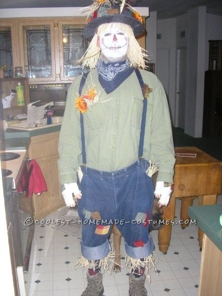 21 best Halloween costume images on Pinterest Costume ideas - scarecrow halloween costume ideas
