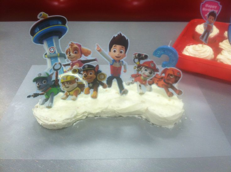17 Best Images About Paw Patrol Birthday Party On
