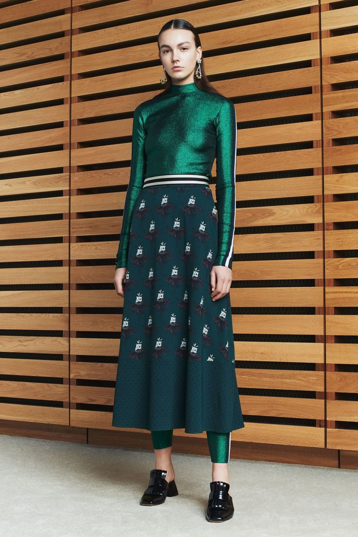 See the complete Markus Lupfer Fall 2017 Ready-to-Wear collection.