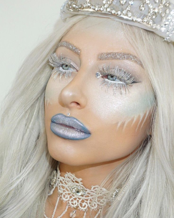 beautiful see this instagram photo by u likes snow queen makeupice queen costumecool with narnia ice queen costume
