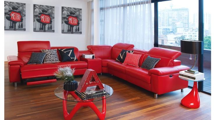 Redmond Modular Lounge