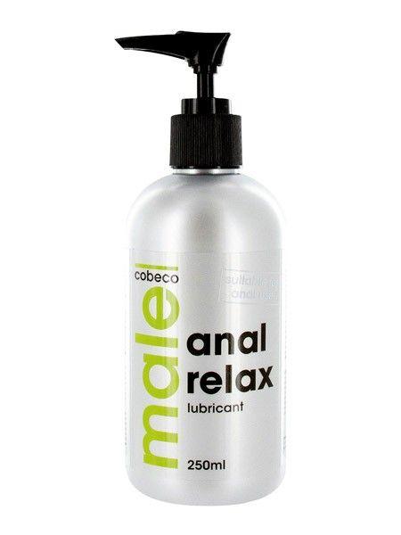 Analgleitgel MALE Anal Relax Lube – nur € 19,95!