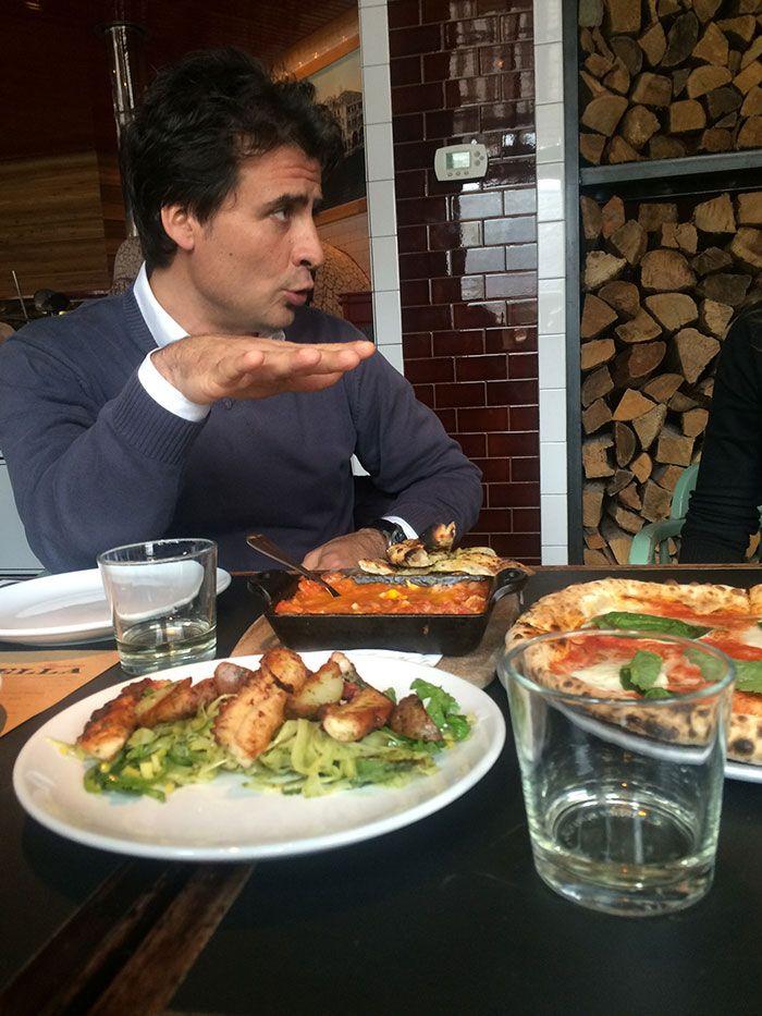 Gunther Di Giovanna talks terroir.