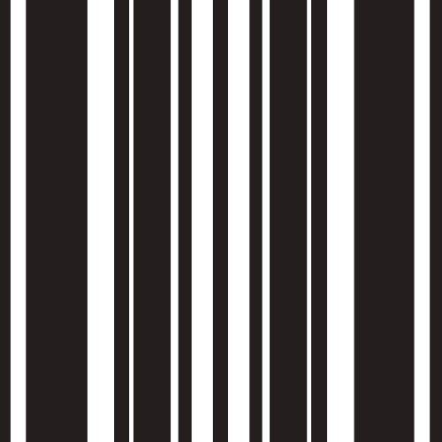 Creative Converting Coordinates Collection 16 Count Lunch Napkins Black Velvet Stripe * Read more  at the image link.