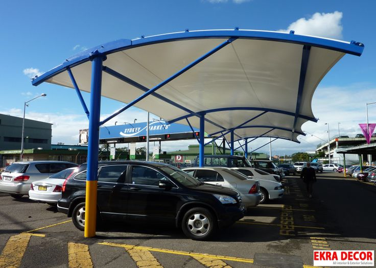 We are most trusted name in the #manufacturing and supplying of the wide array of Covered #Car #Parking #Structure.
