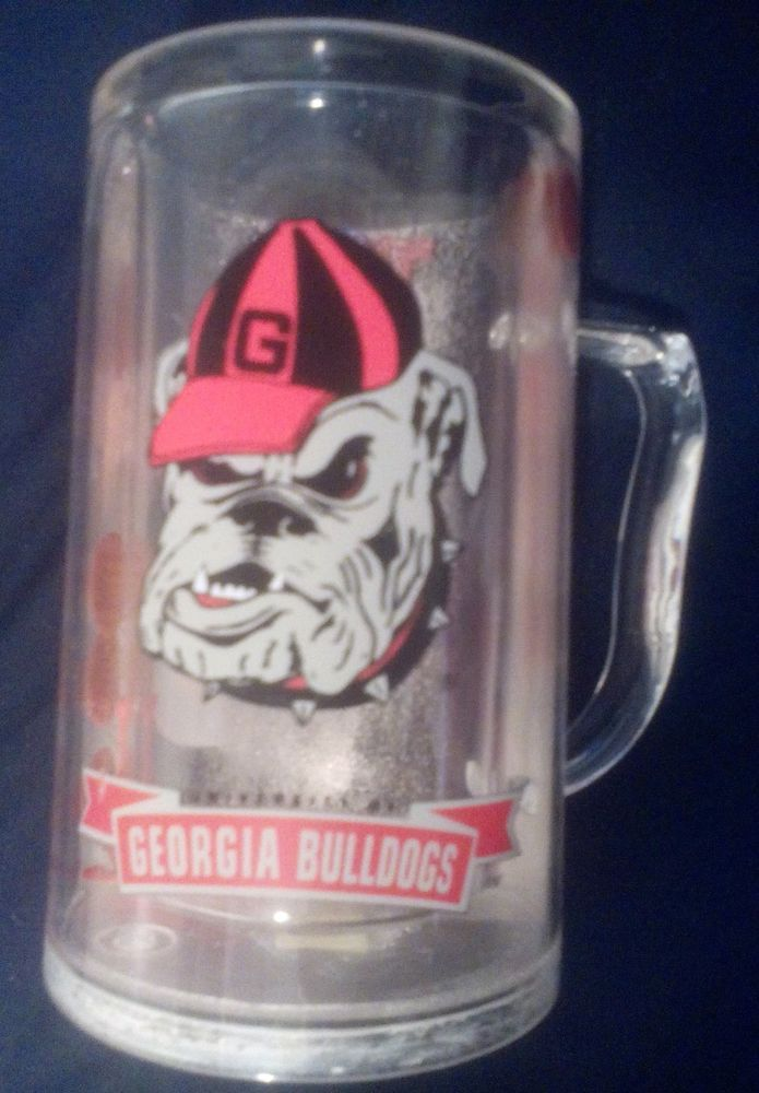 Georgia Bulldogs Mug  #GeorgiaBulldogs