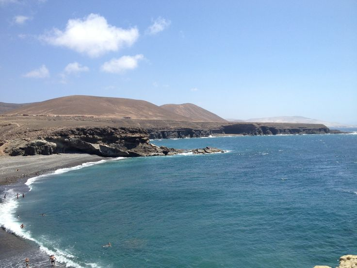 Playa negra Fuerteventura