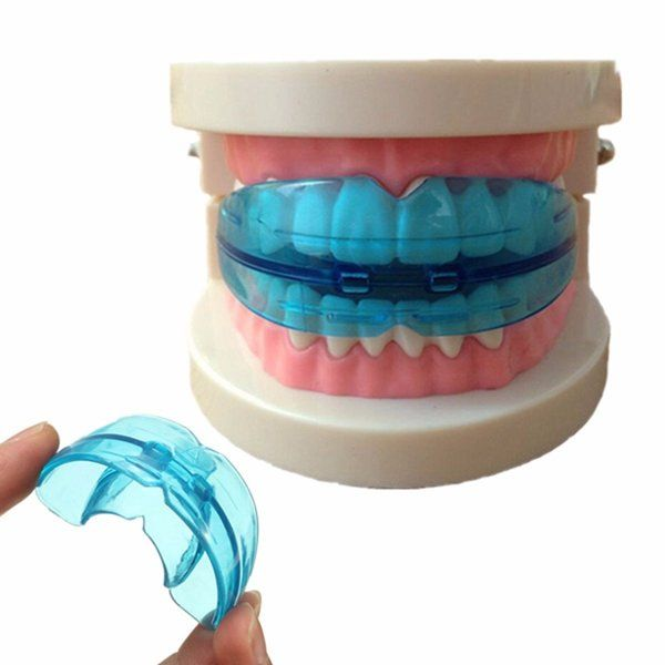 Teeth Orthodontic Appliance Trainer Alignment Brace Mouthpieces For Adults Children