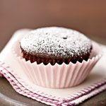 Double-Chocolate Cupcakes Recipe   MyRecipes.com