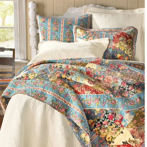 French Country Boho Bedding Farmhouse Remodeling