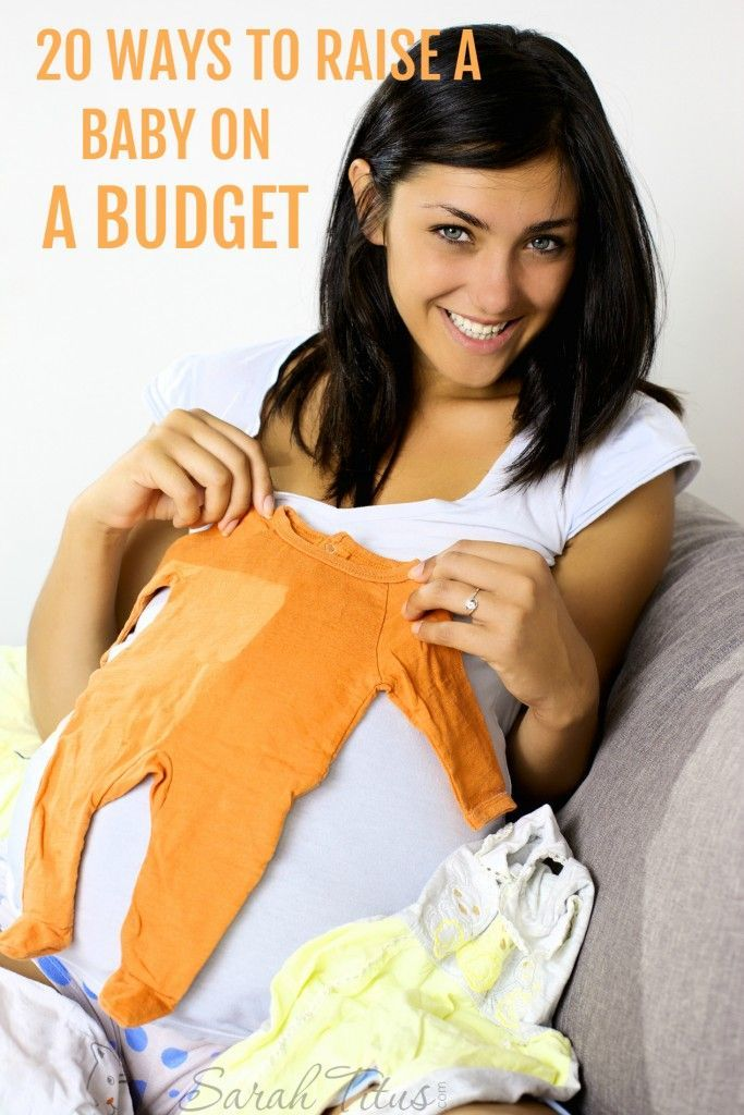 People say that raising kids is expensive...huh? It is??? Really? I'd have to disagree. Start out with these money saving tips on how to raise a baby on a budget.