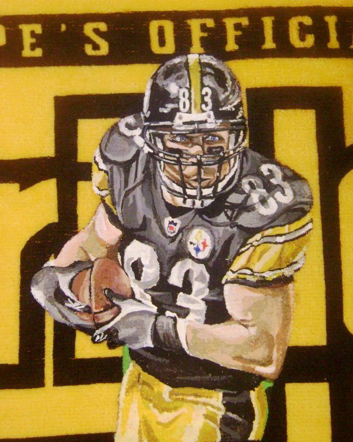 f7a68ac46fd ... Pittsburgh Steelers Black Throwback Jersey - APE COA Posters Artwork - Heath  Miller · Steeler NationPittsburgh .