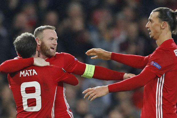MANCHESTER UNITED 4-0 FEYENOORD HIGHLIGHTS - UEFA EUROPA LEAGUE - 24-11-2016 - SOCCER HIGHLIGHTS