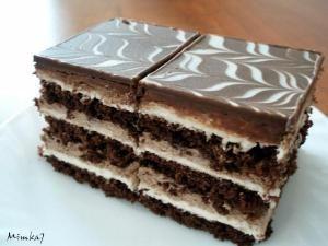 Čokoládové rezy :)