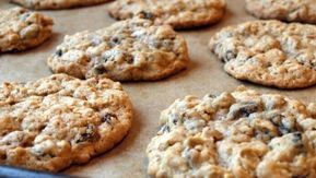 Domácí zdravé sušenky ze 3 ingrediencí hotové za 20 minut!   Vychytávkov