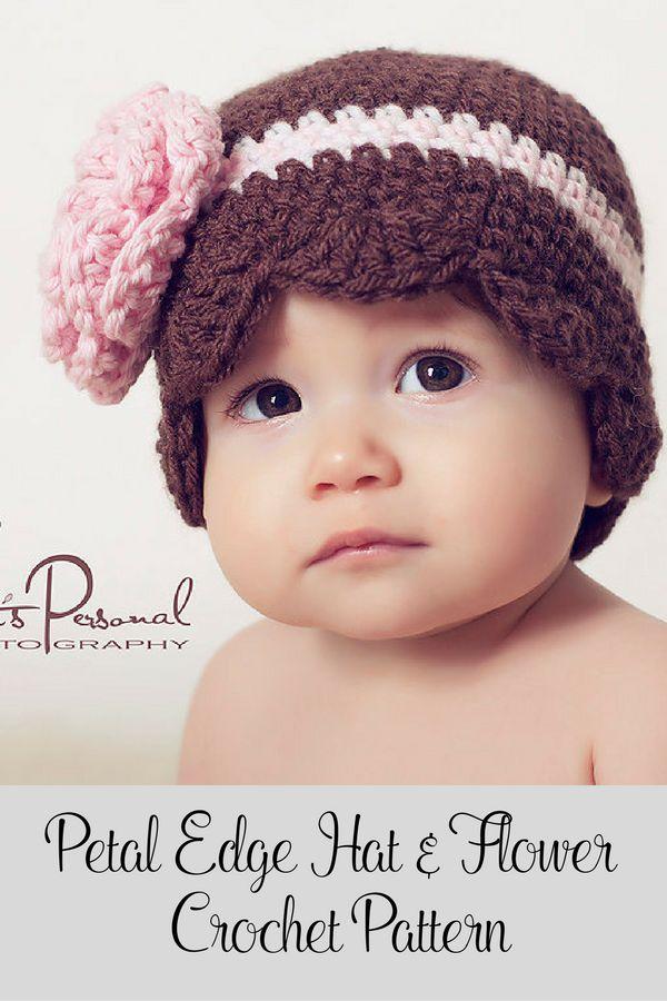 121 Best Crochet Hat Beanie Patterns Images On Pinterest