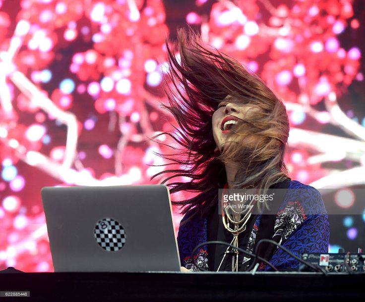 TOKiMONSTA performs on Camp Stage during day one of Tyler, the Creator's 5th Annual Camp Flog Gnaw Carnival at Exposition Park on November 12, 2016 in Los Angeles, California.
