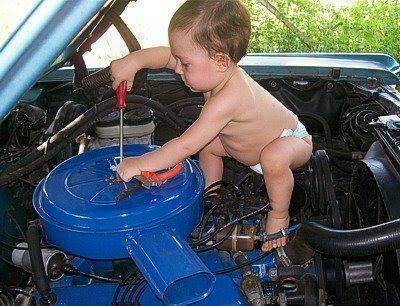 Teach them while they are young :)