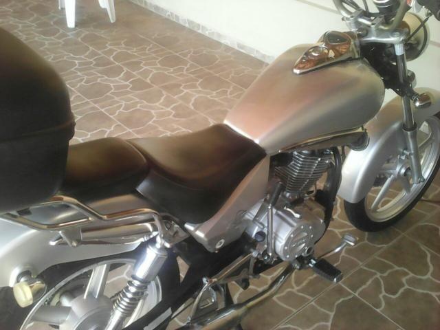 Moto dafra kansas R$3,500