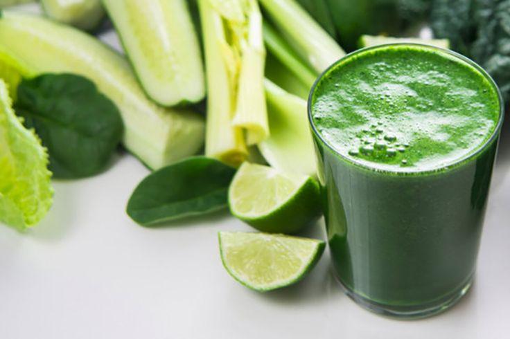 Refreshing, rejuvenating drinks that flush away toxins!