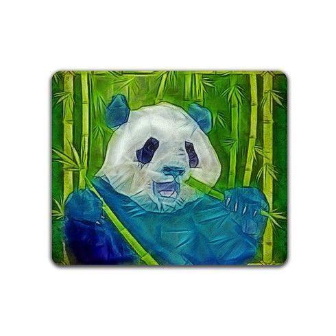 watercolor panda Placemat by ancello at zippi.co.uk
