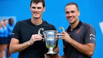 Jamie Murray and Bruno Soares winners of Aegon Championships doubles tournament