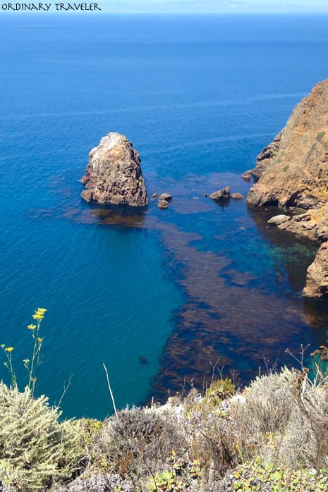 Channel Islands California Camping Santa Cruz Island Hiking Trails