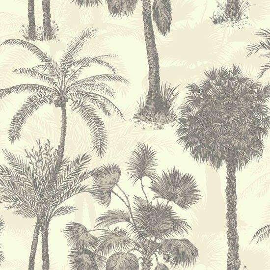 Coconut Grove wallpaper by Sophie Conran