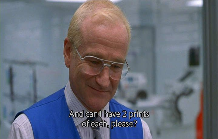 pictures of robin williams | Robin Williams as Sy Parrish in One Hour Photo, 2002