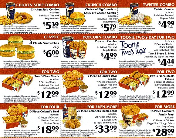 Kfc Coupon Uk  -      Kfc popcorn nuggets  !  kfc., Kfc corporation based in louisville ky. is the world's most popular chicken restaurant chain specializing in original recipe® extra crispy™ kentucky grilled. Kfc coupons  kfc offers deals printable coupons , Enjoy great food and sa...