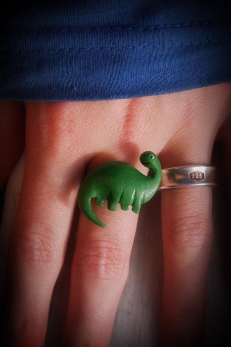dinosaur: Rings Ooo, 1000 Rings, Dinosaurrrssss 3, Dinosaurs 3, Dinosaurs Rings, Kawaii Fashion Dinosaurs, Rawr Dino, 10 00 Rings, Joyita Jewelry