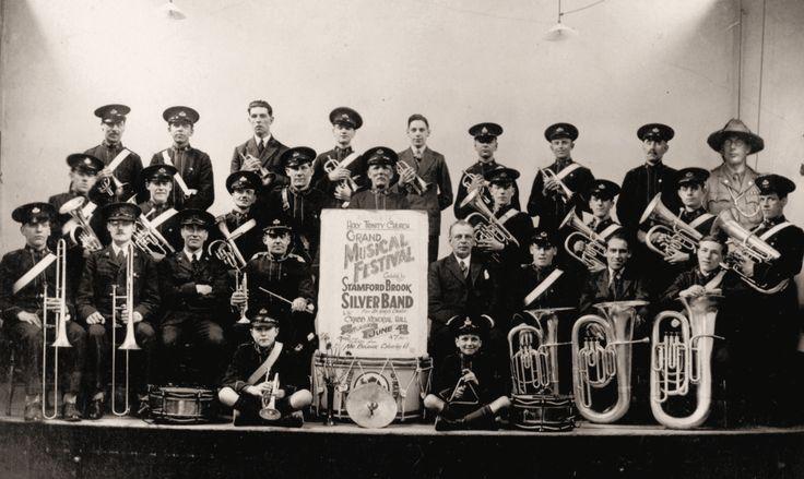 Stamford Brook Silver Band