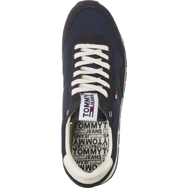 Sportowe Meskie Tommyhilfiger Niebieskie Tommy Hilfiger Jeans Lifestyle Sneaker Tommy Hilfiger Tommy Hilfiger Jeans Tommy