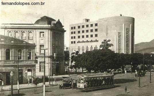 1932 - Praça Sete - Cine Brasil Belo Horizonte