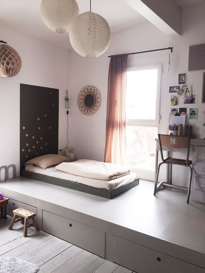 Children room at Sonia and Frederic Lucano house in Paris