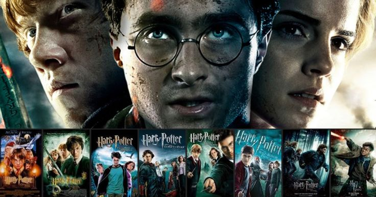 Amazon: Harry Potter 8-Film DVD Collection Just $23.99 Or Blu-ray Collection Only $29.99