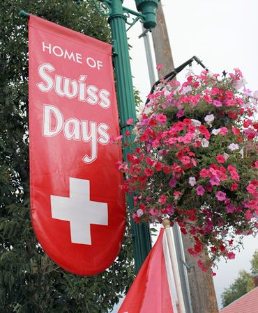 Swiss Days - Midway UT - An Extraordinary Gathering of Artisans & Crafters