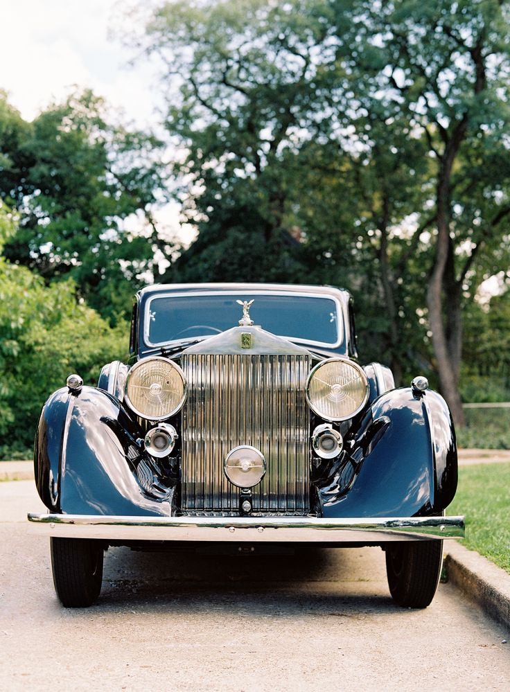 60 best Classic Wedding Cars images on Pinterest | Old school cars ...