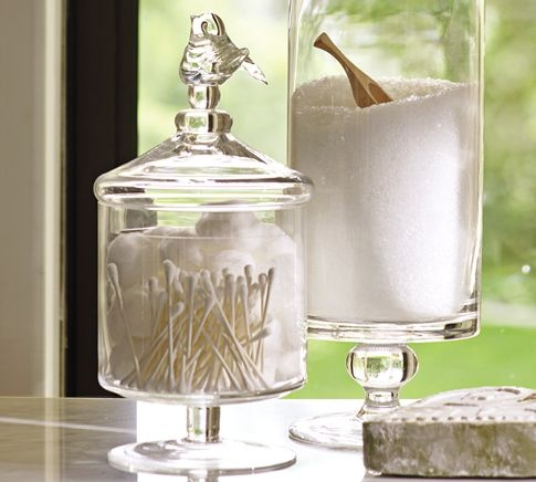 28 Best Images About Bath Canisters On Pinterest Mercury