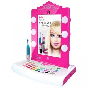 Barbie Digital Makeover for the iPad 2, iPad (3rd and 4th generations), and iPad mini