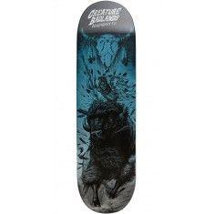 Creature Navarrette Back to the Badlands Pro Skateboard Deck - 8.8