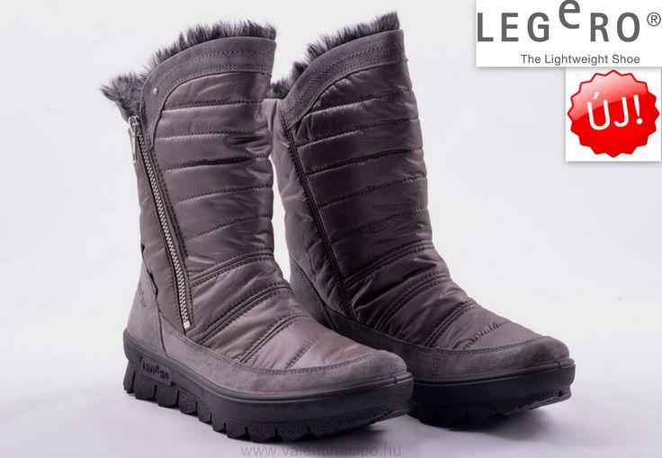 Mai napi Legero női csizma ajánlatunk! Meleg vízálló és nagyon kényelmes 😉  http://valentinacipo.hu/legero/noi/szurke/csizma/147789541  #Legero #Legerocsizma #Legerowebshop #Valentinacipőbolt