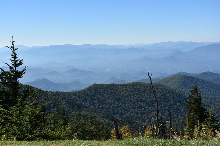 The Great Smoky Mountains is one of the most beautiful places in America!!!