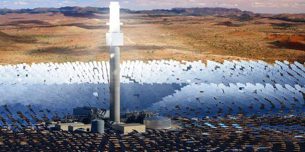 #OUTBACK #SWD #GREEN2STAY World's Largest Solar Plant Secures Key Milestone in Development