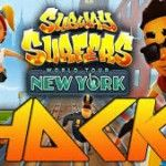 Subway Surfers New York Hack with Unlimited Coins